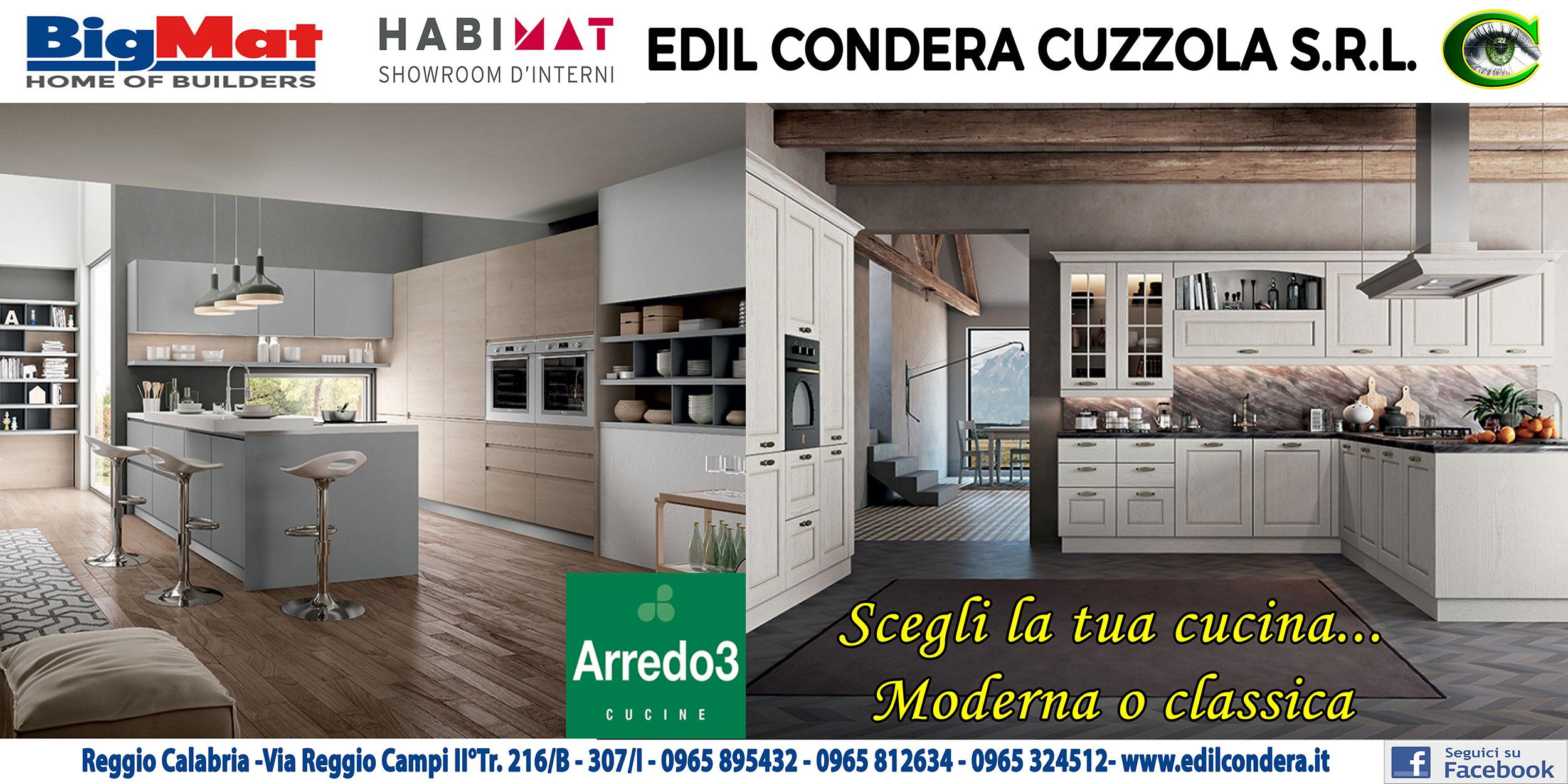 Cucine Usate Reggio Calabria.Edil Condera Cuzzola Srl